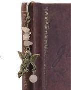 Knjižna kazala s poldragimi kamni