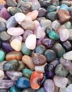 Poldragi, dragi kamni in kristali kako delujejo